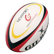 Mini ballon de rugby Gilbert Dragons Rugby (taille 1)