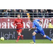 Maillot extérieur PSG 2012/2013 Beckham -L