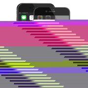 Housse coque de protection -Pour l'iPhone 6 et 6s Agate & Diamant Incrusté d'Électrodéposition de TPU de Protection Retour Cas de Couverture(Argent)