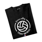 T-shirt garçon France volley Yavbou ball