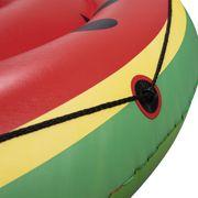Matelas gonflable Géant BESTWAY WATERMELON ISLAND Diam 188 cm Poids maxi 90 kg Vinyle ultra résistant 1/2 place(s)