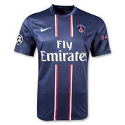 Maillot domicile PSG 2012/2013 Ibrahimovic n°18 C1-M