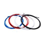 Câble et gaine transmission SRAM Slickwire route VTT 4mm blanc