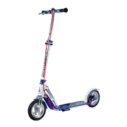 Trottinette Hudora Big Wheel Air205 8' blanc lilas