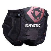 Mystic Star Windsurf Seat Harness Black/Red S