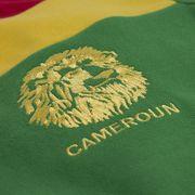 Cameroon 1989 Short Sleeve Retro Maillot 100% cotton