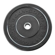 Chicago Extreme Bumper Plates 20 kg Body-Solid