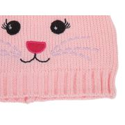 Animal rose bonnet baby