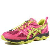Chaussures Rose Fuji Viper Trail/Running Femme Asics