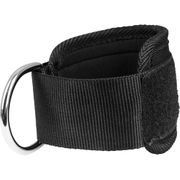 Gorilla Sports - Sangle de tirage cheville ou poignet Sangles Nylon, fermetures velcro, attaches