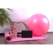Gorilla Sports - Yoga et pilates kit de 5 pièces