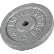 Gorilla Sports - Pack Rack de rangement et poids en fonte diamètre 31mm