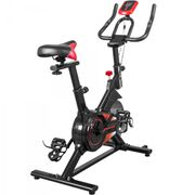Vélo d'appartement avec console Gorilla Sports