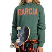 Sweat Garçon Vert Garcia
