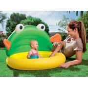 Piscine gonflable enfant Fish and me 1.07 m