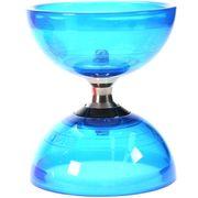 Diabolo triple roulements Cyclone Quartz V2 Bleu