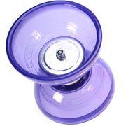 Diabolo triple roulements Cyclone Quartz V2 Violet