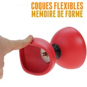 Diabolo Circus Light Rouge + Sac de rangement