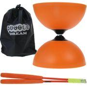 Circus light orange + baguettes superglass + sac