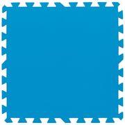 Tapis pool  bleu 50*50