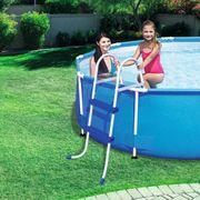 Bestway Échelle de piscine 2 marches 84 cm