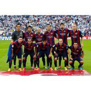 Maillot domicile FC Barcelone 2014/2015 Messi-M