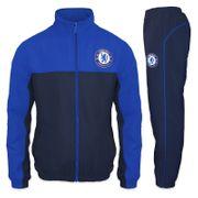 Chelsea FC officiel - Lot veste et pantalon de survêtement thème football - homme