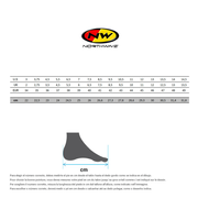 Chaussures Northwave Core noires