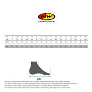 Chaussures Northwave Storm Carbon noir jaune fluo