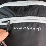 Sac à dos d'hydratation Raidlight Trail XP 14L noir gris