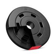 Hop-Sport Poids Disques en Plastique Set 30 kg (4x5 kg 4x2,5 kg) Set B