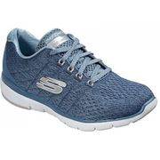 Skechers - Flex Appeal 3.0 Satellites Femmes Chaussure de fitness (bleu)