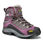Chaussures de marche Asolo Drifter GV EVO GTX gris lilas femme