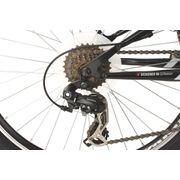 VTT tout suspendu 26'' Zodiac blanc TC 48 cm KS Cycling