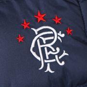 Rangers FC officiel - Gilet rembourré sans manches - thème football - garçon