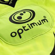 Optimum Tribal Five Pad Long Kids Adult Rugby Body Protection Fluro - Large