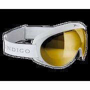 Indigo Voggle White Mirror Gold