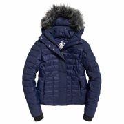 Superdry Elements Tweed Hybrid Hood