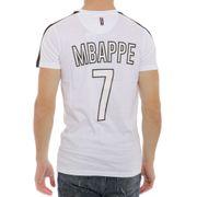 DC Action Mbappé Flash Homme Tee-shirt Football Blanc Psg