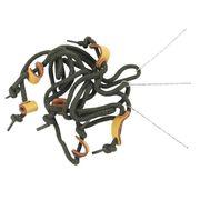 PACK ACCESSOIRES DE CHASSE  3 lacets  rond  type landais   L:75cm