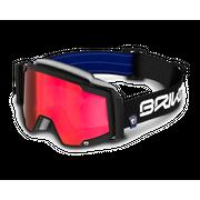 Briko Magmatica 7.6 OTG Matte Black Red Mirror