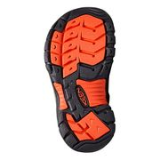 Sandales Keen Newport H2 Dark Earth Spicy Orange junior
