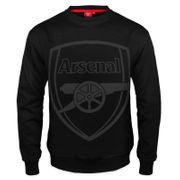 Arsenal FC officiel - Pull thème football - motif blason - homme
