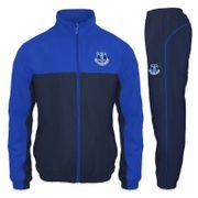 Everton FC officiel - Lot veste et pantalon de survêtement thème football - homme