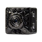 Mini caméscopes-SQ10 Full HD 1080 P Portable Mini DV Caméra, Détection de Mouvement de Soutien et Infrarouge Vision Nocturne et Carte TF