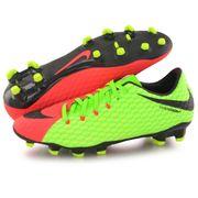 Nike Hypervenom Phelon Iii Fg vert, chaussures de football homme