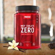 Zero Whey Isolate 750 g - Vanille