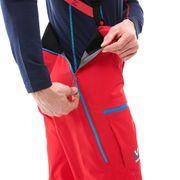 Pantalon TRILOGY ONE GTX PRO PANT Red - Rouge - Homme - Ski de randonnée, Alpinisme, Approche