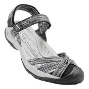 Sandales Keen Bali Strap gris femme