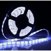 Bande lumineuse12W LED Lumière de Corde, Carte Nue 3014 SMD, 120 LED/m, Longueur: 5m, Largeur: 8mm
